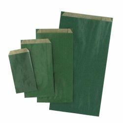 Sivulevikepussi vihreä, 120 x 35 x 230 mm