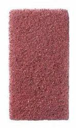 Hankauslevy Hand Pad punainen, 2 kpl/pkt