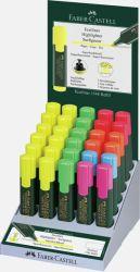Korostuskynäteline Textliner 60 kynää