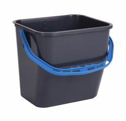 Siivousämpäri 6L sinisellä kahvalla