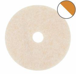 Kiillotuslaikka 16'', 406mm, oranssi-valkoinen