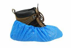Kengänsuojus kertakäyttö sininen 40mic 100kpl