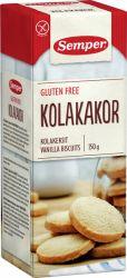 Kolakeksi  Gluteeniton 150 g