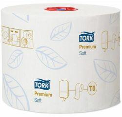 WC-paperi Soft Mid-size valkoinen 27 rullaa