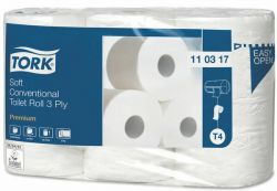 WC-paperi Soft valkoinen, 248 arkkia
