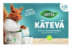 Talouspaperi Kätevä, arkki, 8 pkt/sk
