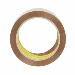 Pakkausteippi ruskea, 50mm x 66m äänetön