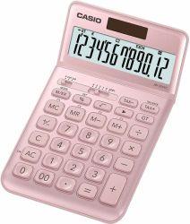 Pöytälaskin JW-200SC taittuva näyttö, vaaleanpunainen