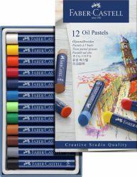 Öljypastelliliitu Goldfaber Studio, 12 kpl/sarja