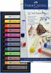 Pastelliliitu Creative Studio, 12 kpl/sarja