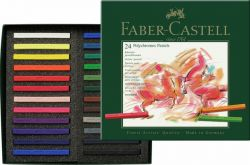 Väriliitu Polychromos Pastelli 9282, 24 kpl/sarja