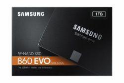 """Kovalevy SSD, 860 EVO 1TB 2,5"""" SATA"""