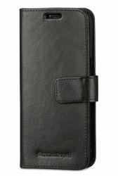 Suojakotelo Galaxy S8+ Wallet Lynge 2 musta