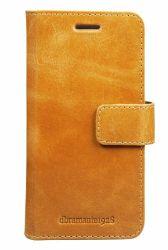 Suojakotelo Galaxy S7 Wallet Lynge tan