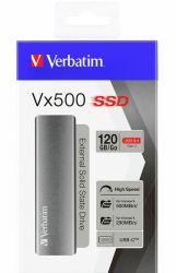 Kiintolevy Ulkoinen 120GB SSD