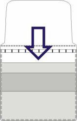 CD-tarratasku Läpällinen, 127x127 mm, 100 kpl/ltk