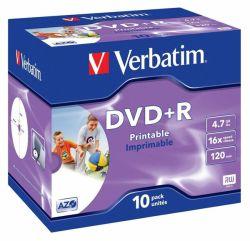 Tietolevy DVD+R 4,7GB 16x