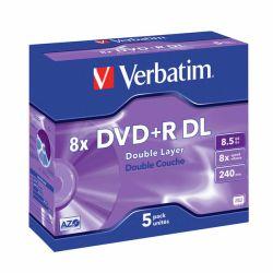 Tietolevy DVD+R 8,5GB 8x