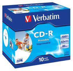 Tietolevy CD-R 700MB/80min 52x