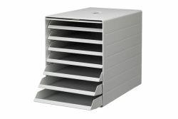 Lomakelaatikosto  Ideabox Plus, harmaa, 7-osainen