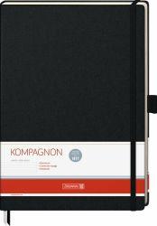 Muistikirja Kompagnon Classic, viivoitettu A4