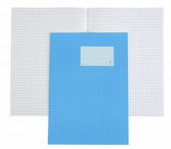 Kouluvihko A4, 20 sivua 7x7 ruudut