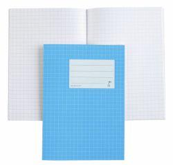 Kouluvihko A5, 20 sivua 7x7 ruudut