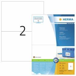 Tulostustarra  Premium 4282, 210x148 mm, 2-osainen, 100 arkkia/laatikko