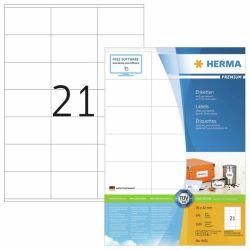 Tulostustarra  Premium 4451, 70x42 mm, 21-osainen, 100 arkkia/laatikko