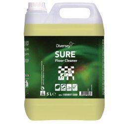 Yleispuhdistusaine SURE 5L, lattianpuhdistus, matalavaahtoinen