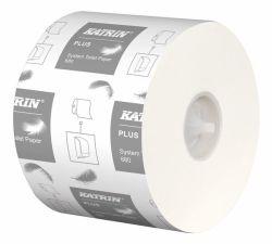 WC-paperi Plus Toilet 680 valkoinen