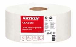 WC-paperi Katrin Classic Gigant Toilet M2 valkoinen