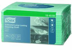 Siivousliina W8, vihreä, 40 kpl/pak