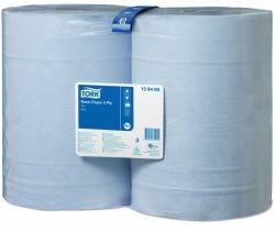Vetopyyhe W1, Basic, sininen, 2 rll/sk