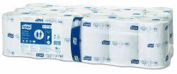 WC-paperi  Mid-size, T7, hylsytön
