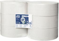 WC-paperi Jumbo T1 valkoinen