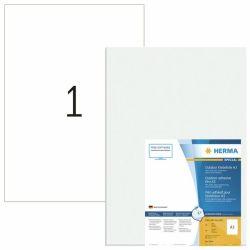 Säänkestävä muovitarra  9544, A3, 420x297, 40 arkkia/laatikko valk.