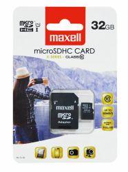 Muistikortti Micro SDHC 32Gb + adapteri