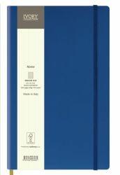 Muistikirja Flex A5, sininen, pilkulliset sivut