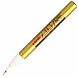 Maalikynä PX-203 Extra fine, 0,8 mm, kulta