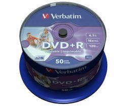 Tietolevy DVD+R 4,7GB 16x 50kpl/spindle