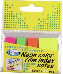 Teippimerkki neon, 4 väriä/sarja