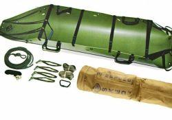 Pelastusjärjestelmapakkaus Basic Resque System Cobra lukoilla, vihreä