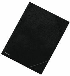 Kulmalukkokansio A3 musta