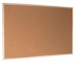 Korkkitaulu puukehyksillä 400x600 mm