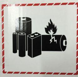 VAK Kollimerkki: Litium akut