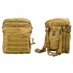 EA-reppu Raid Bag, vihreä