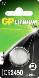 Nappiparisto Litium 3,0V CR2450
