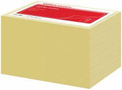 Viestilappu 51x76 mm, keltainen, 12 lehtiötä/pakkaus