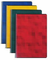 Kierreselkävihko A4 värilajitelma 7x7 ruudut 80 sivua